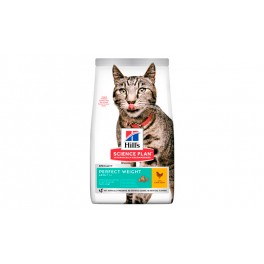 SP FELINE ADULTO PERFECT WEIGHT 2,5 KG