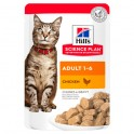 SP FELINE ADULTO POLLO 12X85 GR POUCH