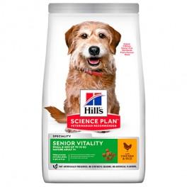 SP CANINE SENIOR VITALITY SMALL&MINI 1,5 KG
